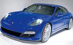 2017 Porsche Pajun