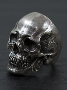 Lunatic Nights | Rakuten Global Market: QUETZAL [rajthanatos ring 3, antiques and silver accessories/silver axe / silver / Silver 925 / Silver925 / silver / Quetzal/ring / ring / men 's/skull ring and skull