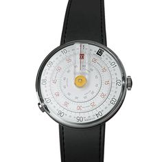 Klokers launches watch inspired by mid-century analog computer