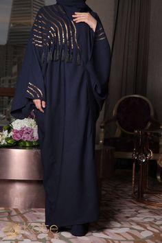 Kate Abaya – The Best Abayas Design & Quality Abaya Fashion, Muslim Fashion, Abaya Designs Dubai, Burqa Designs, Wedding Abaya, Estilo Abaya, Mode Kimono, Modern Abaya, Black Abaya