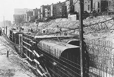 This article is very interesting. It gives a lot of information on the Cincinnati abandoned subway system.
