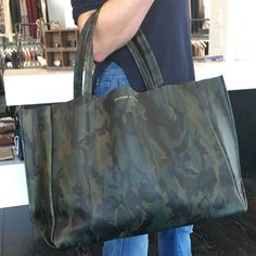New Ampersand As Apostrophe bags have arrived at Willow, including this AMAZING camo half tote. This collection always sells out fast, be certain to shop soon! #ampersandasapostrophe #bag #purse #tote #accessory #accesorize #leather #leathergoods #totebag #musthave #classic #everyday #willow #willowboulder #willowmusthave #camo #green #chic #cool #coolgirlstyle #style #love #shoplocal #shopsoon #want #need