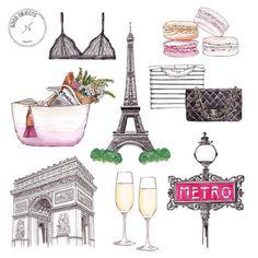 Good objects - Paris. #goodobjects #illustration  (en Paris, France)