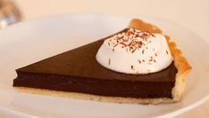 François Payard's Warm Chocolate Tart