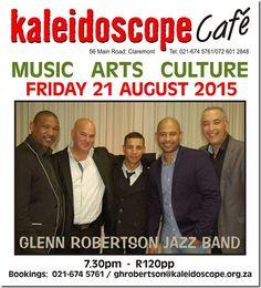 Friday Night at Kaleidoscope Cafe!
