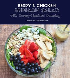 Berry Chicken and Sp