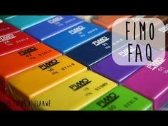 Pâte Fimo : Principes, outils, trucs et astuces pour débutants !