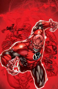 ATROCITUS- the leader of the Red Lanterns, would make an awesome character in IGAU2. Description from aliltronblog.blogspot.com. I searched for this on bing.com/images