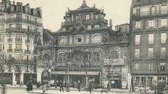 Le Bataclan en 1865 : la «salle la plus féérique du Paris nouveau» Paris 11ème, Paris 1900, Old Paris, I Love Paris, Vintage Paris, Paris Street, Paris Images, Paris Pictures, Paris Photos