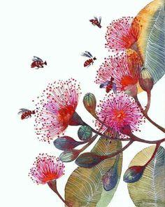 Bees - весна )))