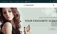Holax, plantilla ecommerce para Joomla https://www.silocreativo.com/mejores-temas-joomla/