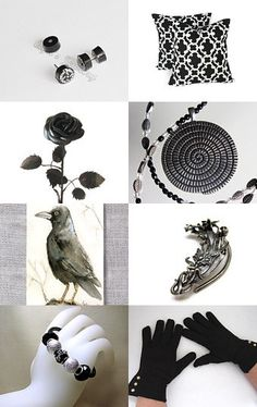 """Blanc and White"" by AnnaWeg  --Pinned with TreasuryPin.com"