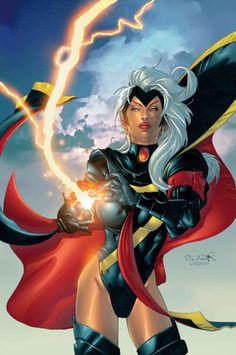 Storm from the X-Men