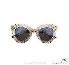 Oculos Vintage Gold