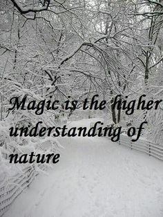 When we fully understand that we too are part of nature , we are all one.