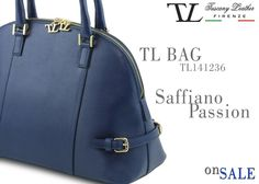 Check Out our #Sales! TL BAG TL141236 Saffiano leather #handbag with buckles
