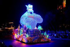 Disney - Disney's Electrical Parade by blue2342_2nd, via Flickr