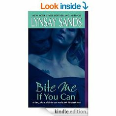 Bite Me If You Can: Lynsay Sands: (Argeneau Vampire) Book 6
