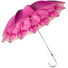 Pink Lotus Umbrella on AHAlife