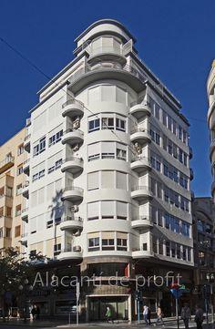 Alicante, Vacation Travel, Vacation Trips, Valencia, Costa, Spain, Multi Story Building, Cities