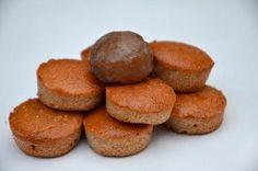 mini financiers à la crème de marron. Pour rester dans la gourmandise, une recette de financiers au chocolat par ici http://blog.doctissimo.fr/il-etait-une-mignardise/mini-financiers-chocolat-23434020.html