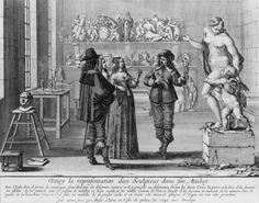 The Sculptor (1642)
