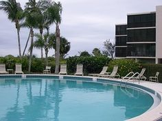 Sanibel @ POOLSIDE is a nice change from the Gulf warm waters!
