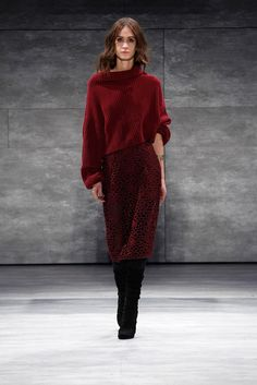 Charlotte Ronson Fall 2015 Ready-to-Wear - Collection - Gallery - Style.com