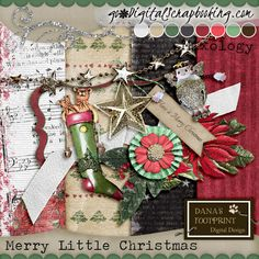Dana's Footprint Digital DesignMERRY LITTLE CHRISTMAS mini kit 2http://www.godigitalscrapbooking.com/shop/index.php?main_page=product_dnld_info&cPath=234_376&products_id=22773