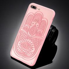 ba053b0978f Sexy Retro Floral Phone Cases For Apple iPhone 7 6 6s 5 5s SE Plus Lace