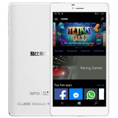 [$128.53] Cube WP10 Call Tablet 16GB, Network: 4G