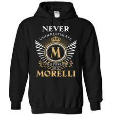 6 Never MORELLI