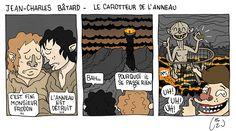 uzunagaz: Jean-Charles Bâtard #5 - Le chouraveur d'anneau