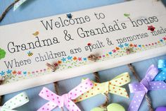Personalised Family Tree Signs http://www.gemmajanedesigns.co.uk
