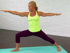 Calming yoga moves for weight loss.
