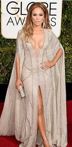 #GoldenGlobes2015 Jennifer Lopez is ready to join The Avengers! HOT!