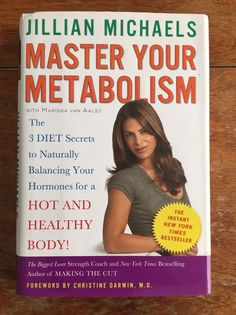 Master Your Metabolism : The 3 Diet Secrets to Naturally Balancing Your Hormone…  | eBay