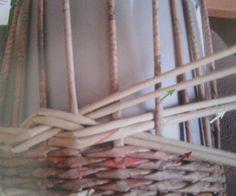 Copánkový vzor :: Moje pletení z papíru Hanča Čápule