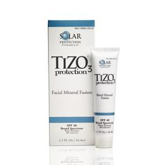 Spring is here!  Don't forget the Sunscreen! Apply every morning no matter what the weather forecast says.   Solar Protection Tizo 3 is a smooth velvet tee sunscreen that is matte and slightly tinted.  Or from your kitchen: Coconut oil has a natural SPF 8 but not enough for a complete protection.  Note: A beautiful habit that will save the skin from unnecessary skin aging.
