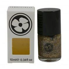 Tankestrejf Neglelak No 64 Glimmer - Guld
