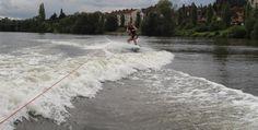 Wasserskifahren Frankfurt #Wassersport #Abenteuer #Geschenk