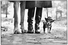 "New York, © Elliott Erwitt/Magnum Photos. Elliott Erwitt: Personal Best retrospective up at ICP til Aug "" ""Like Henri Cartier-Bresson, Mr. Erwitt has been a seeker of the 'decisive. Magnum Photos, New York City, Paris New York, Elliott Erwitt Photography, Street Photography, Art Photography, Leica Photography, Photography Office, Photography Gallery"