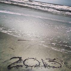 Hilton Head Island, South Carolina, Leamington Beach 2013.  Photo credit: Christie Larson.  #ocean