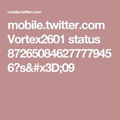 mobile.twitter.com Vortex2601 status 872650846277779456?s=09