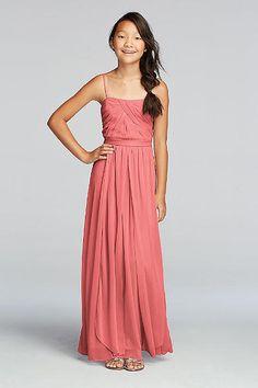 Versa Convertible Long Mesh Dress JB9015