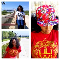 Photo shoot was a success! More pictures on the website link in my bio! Go shop now... #fashion #stylist #style #liliwiclothing #bloggers #newtrend #sweaters #tshirts #Hats coming soon!