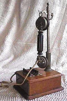 Téléphone Pernet à 10 directions vers 1920