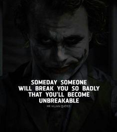 Best Joker Quotes, Badass Quotes, Best Quotes, Joker Qoutes, Revenge Quotes, Wisdom Quotes, True Quotes, Motivational Quotes, Inspirational Quotes