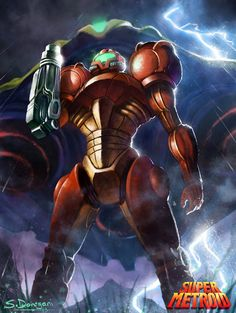 So I finally got around to playing Super Metroid this summer. I was afraid after years of hype this game would disappoint in some way, but it's totally enjoyable and stands the test of time. It act...