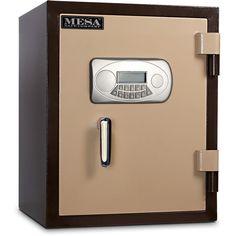 Mesa Safe - Classified Fire Safe - MF53E UL